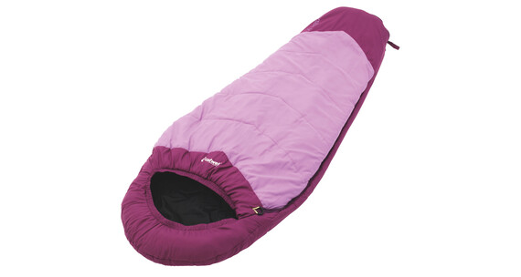 Outwell Convertible Junior Sleeping Bag magenta
